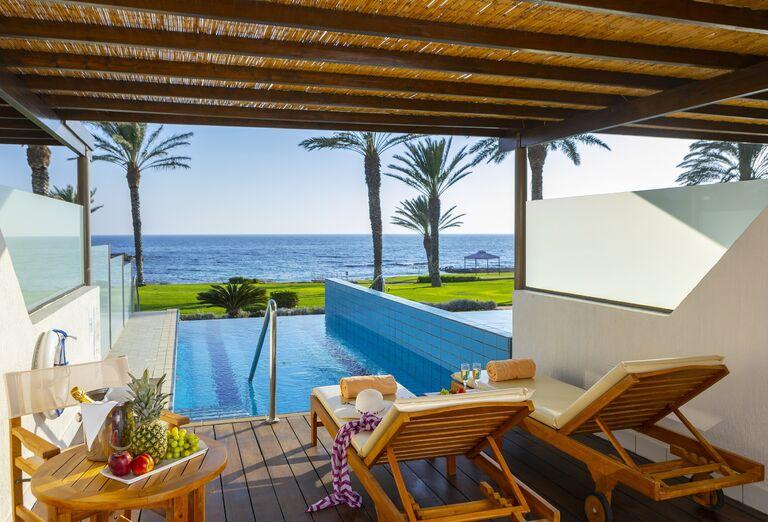 Ubytovanie Hotel Constantinou Bros Athena Beach ****+
