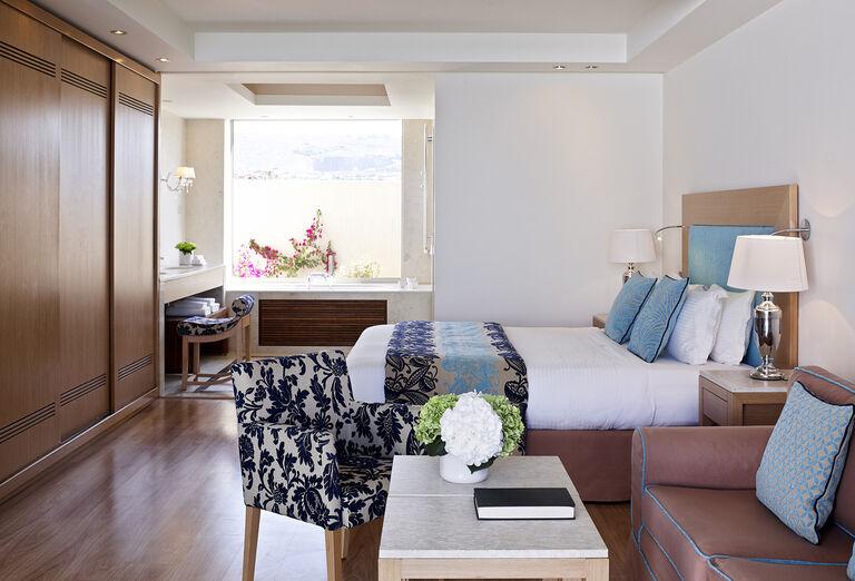 Ubytovanie Hotel Knossos Beach Bungalow & Suites *****