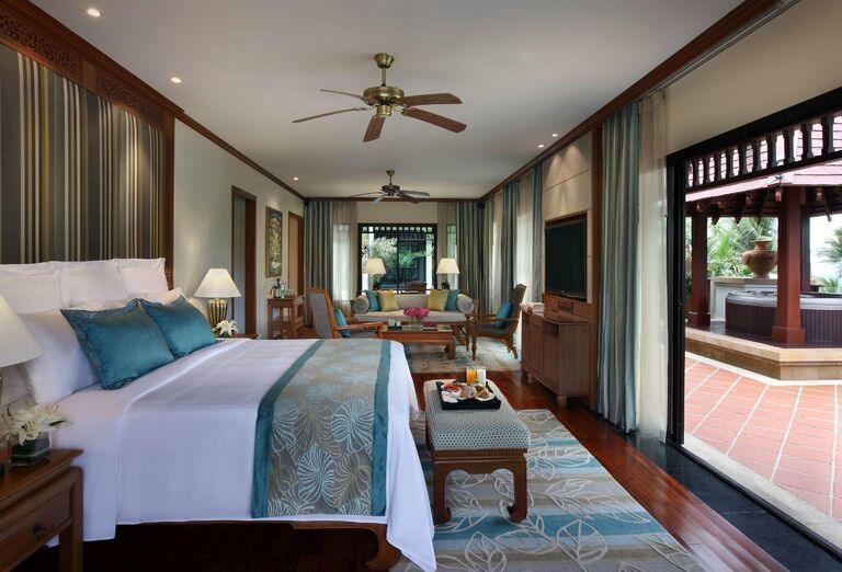 Ostatné JW Marriott Phuket Resort & Spa
