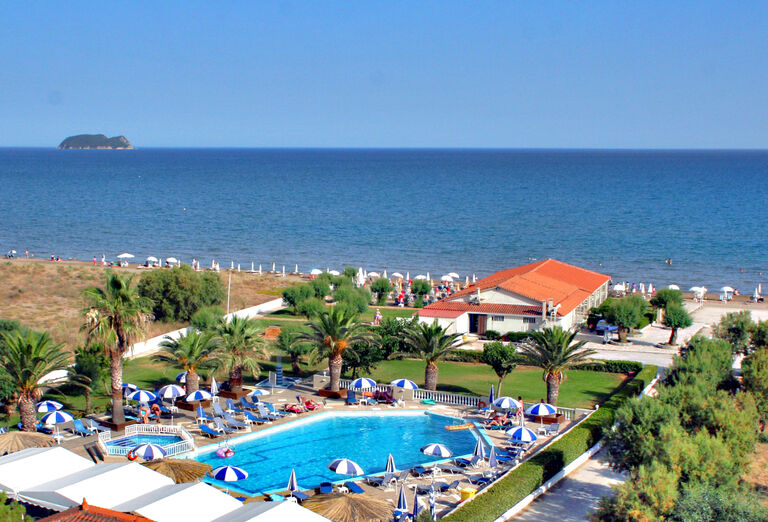 Pláž Hotel Golden Sun *****