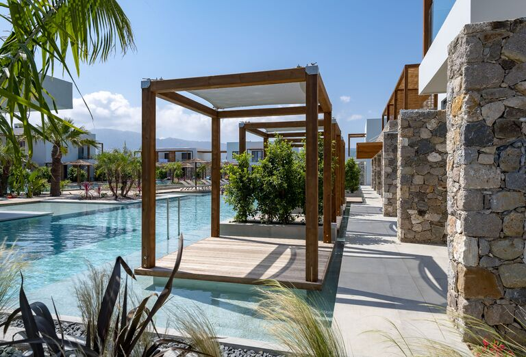 Ubytovanie Hotel Caravia Beach ****+