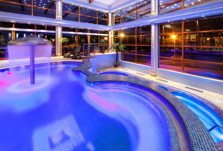 Wellness Hotel & Spa Resort Kaskády ****
