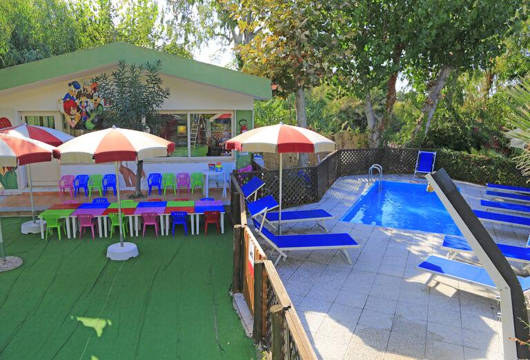 Pre deti Hotel Labranda Rocca Nettuno Tropea *****