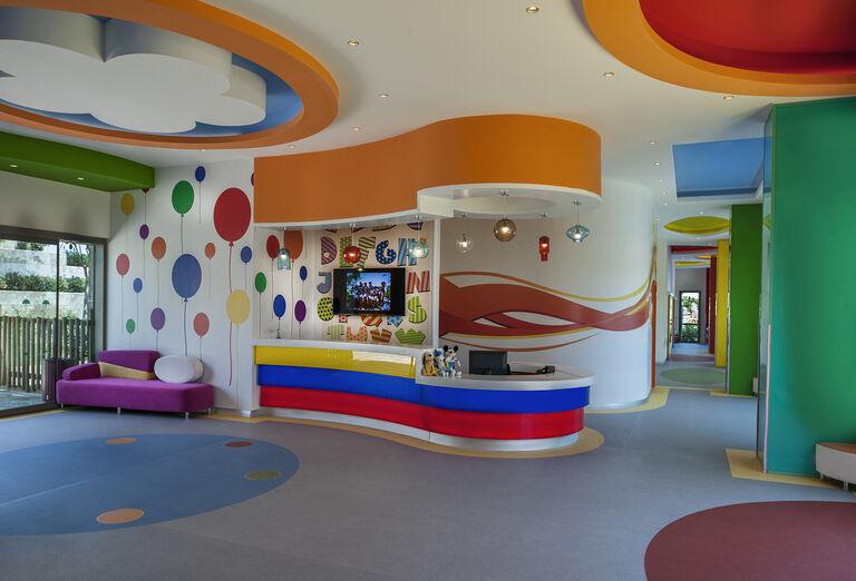 Pre deti Hotel Regnum Carya Golf & Spa *****