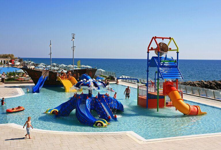 Vodný svet Hotel Petra Mare ****