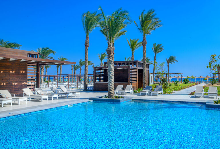 Vodný svet Hotel Iberotel Costa Mares *****