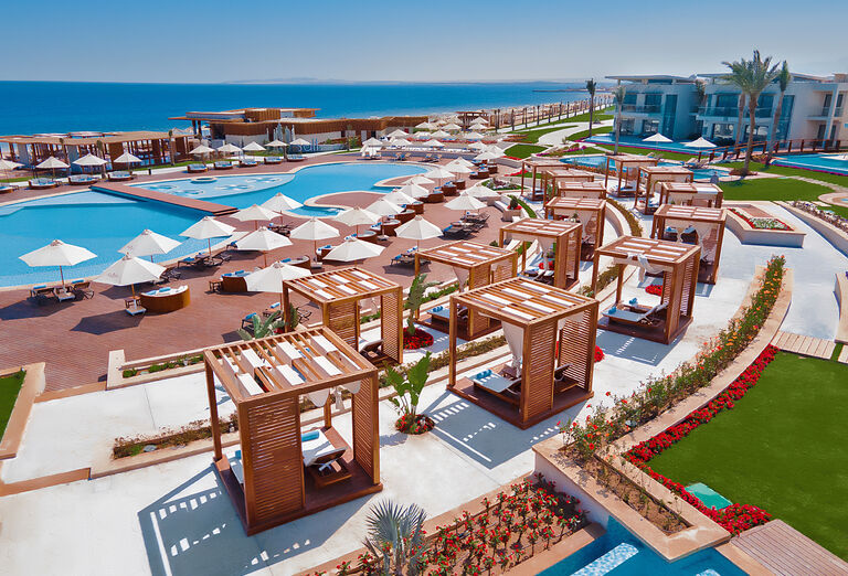 Vodný svet Hotel Rixos Premium Magawish *****