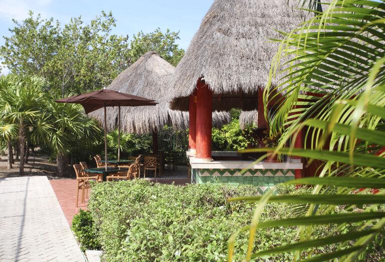 Hotel Bahia Principe Luxury Akumal - posedenie