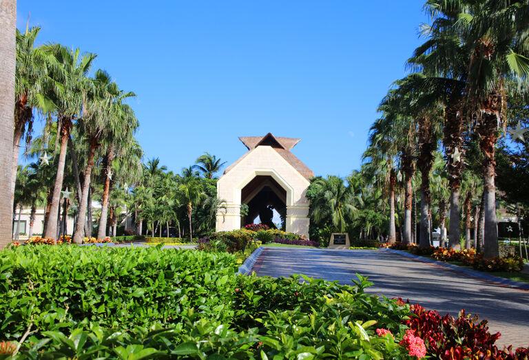 Hotel Bahia Principe Luxury Akumal - exteriér