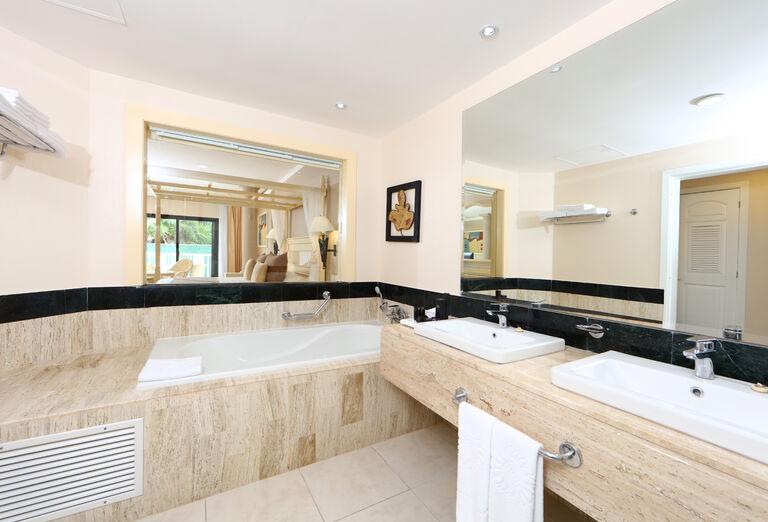 Hotel Bahia Principe Luxury Akumal - kúpeľňa