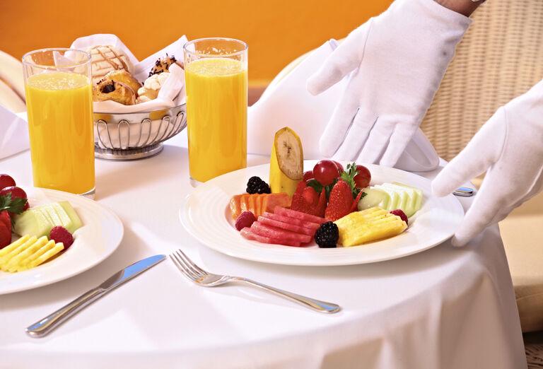 Hotel Bahia Principe Luxury Akumal - občerstvenie