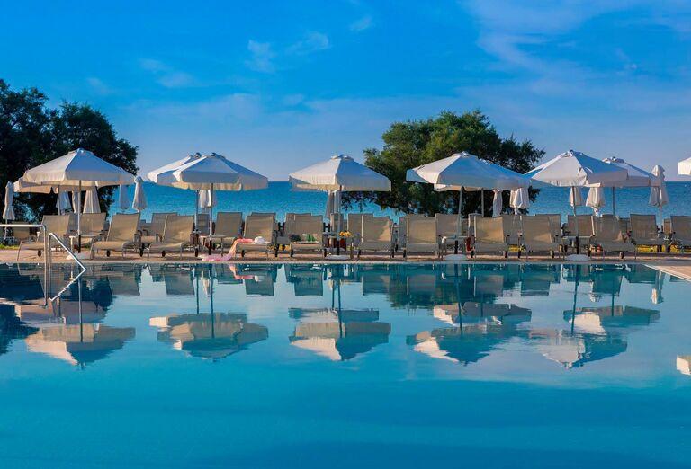 Vodný svet Hotel Louis Zante Beach ****