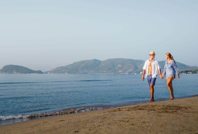 Pláž Hotel Louis Zante Beach ****