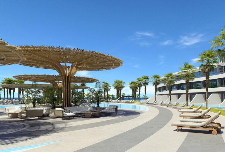 Vodný svet Hotel Lyttos Mare *****