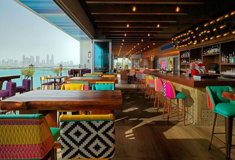 Hotel Aloft Palm Jumeirah ****