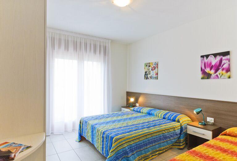Ubytovanie Apartmány Rezidencia Gran Mado ****
