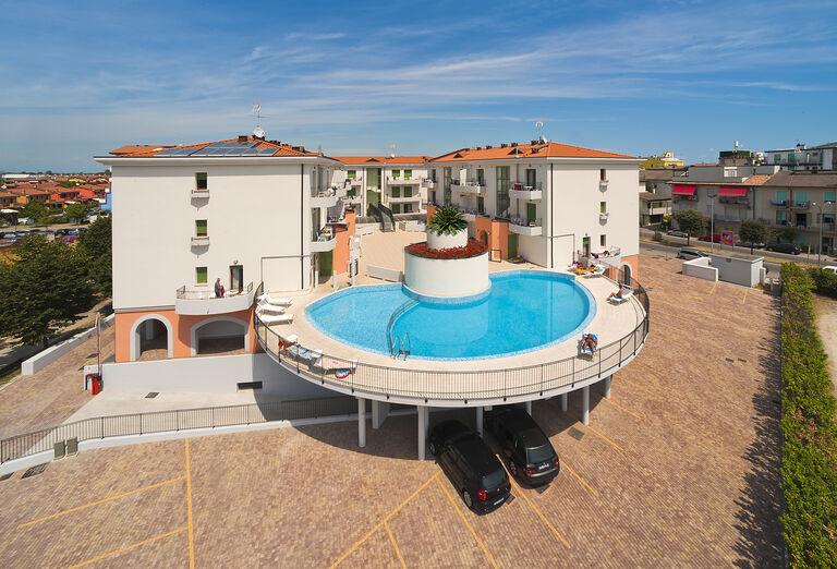 Apartmány Rezidencia Gran Mado ****