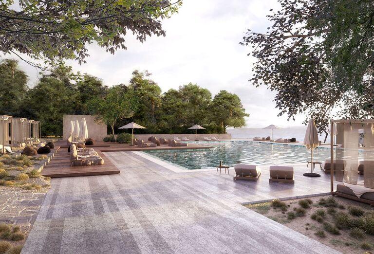 Vodný svet Hotel Domes of Corfu *****