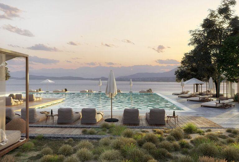 Hotel Domes of Corfu *****