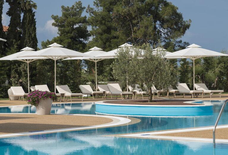 Vodný svet Hotel Ikos Olivia *****