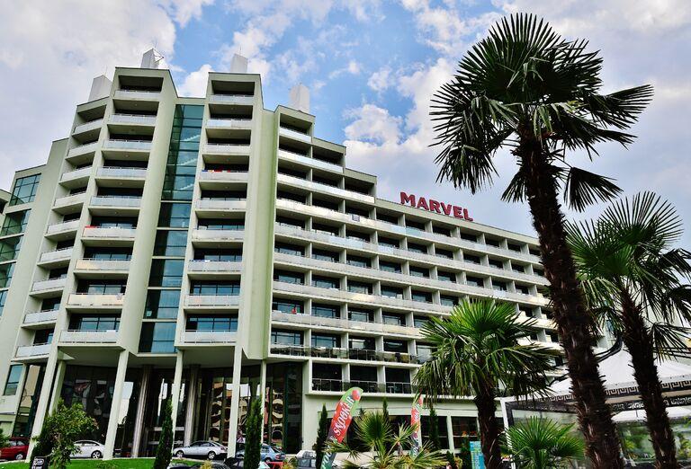 Hotel Marvel ****+
