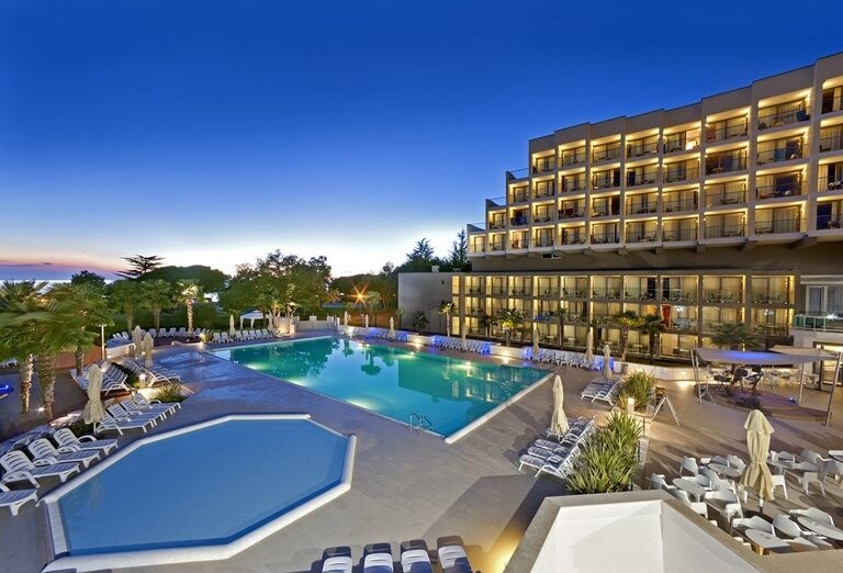 Hotel Materada Plava Laguna ***+