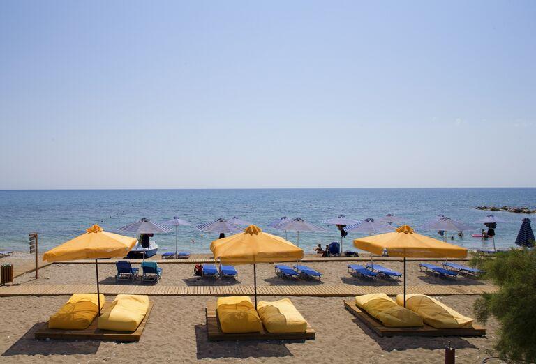 Pláž Hotel Atlantica Mikri Poli ****+