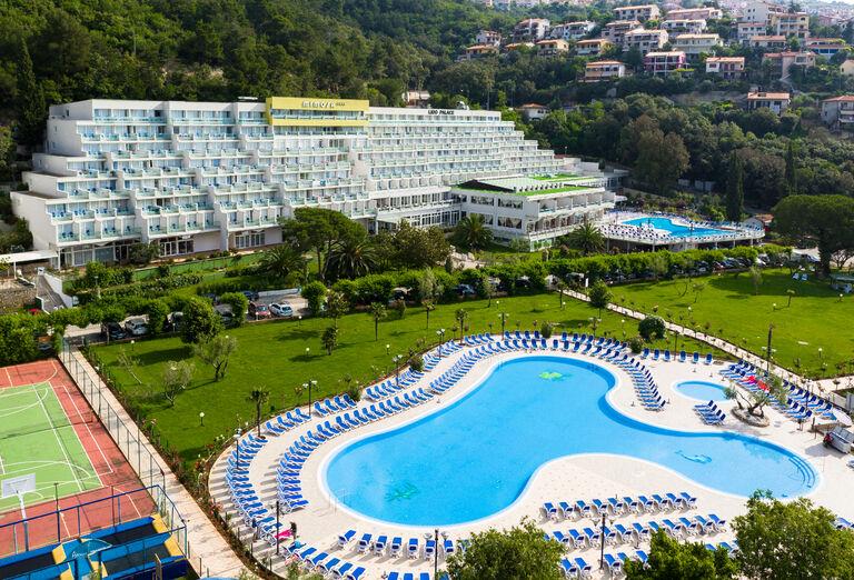 Hotel Mimosa / Lido Palace ****
