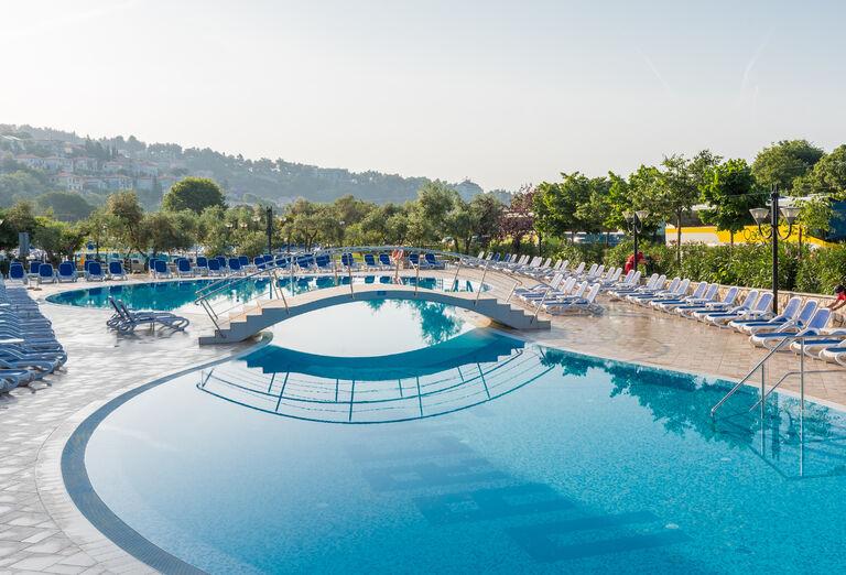 Vodný svet Hotel Narcis ****