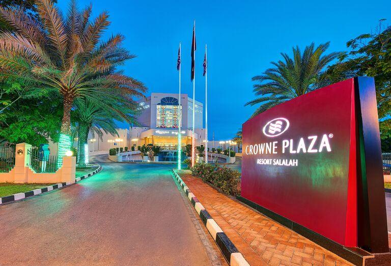 Ostatné Hotel Crowne Plaza Resort Salalah *****