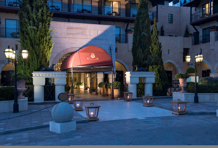 Ostatné Hotel Elysium *****