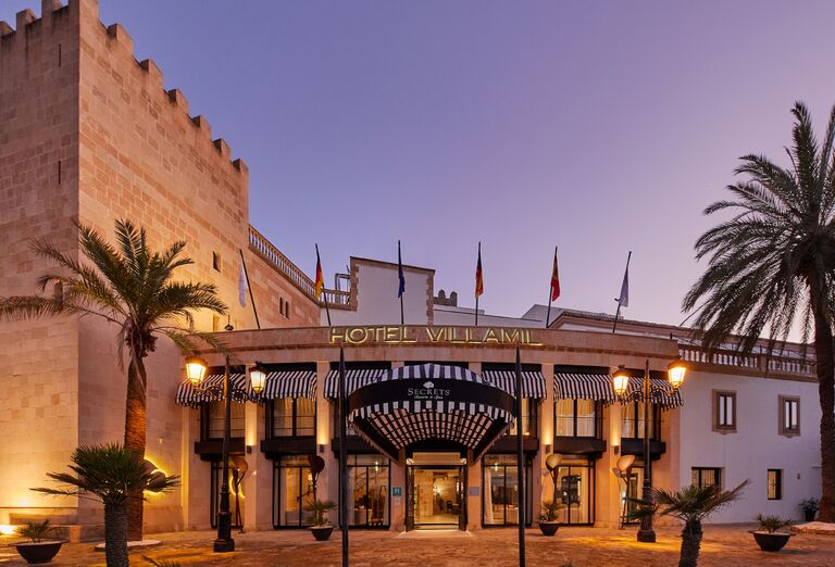 Ostatné Hotel Secrets Mallorca Villamil Resort & Spa *****