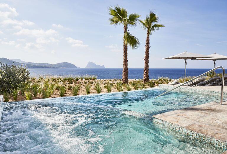 Ostatné Hotelový Rezort 7Pines Kempinski Ibiza *****