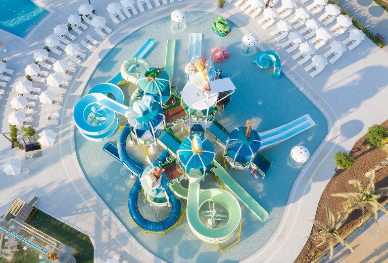 Vodný svet Hotel Paloma Finesse *****