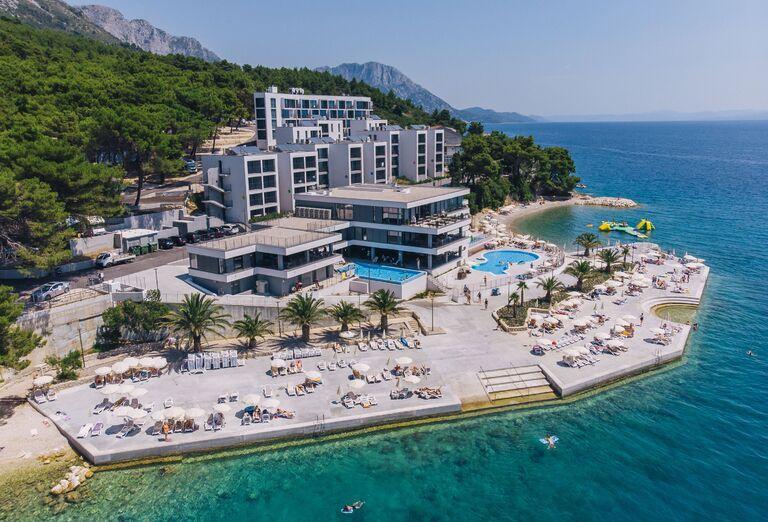 Pláž Hotelový Komplex Morenia ***+