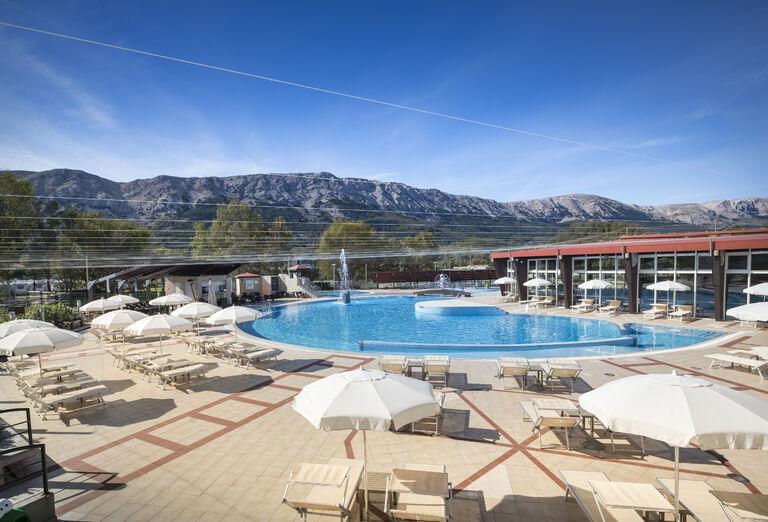 Vodný svet Hotel Corinthia Baška ***+