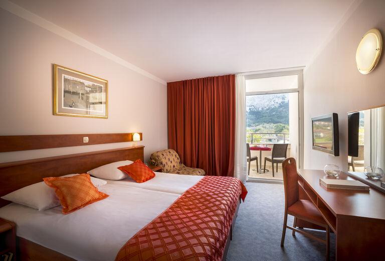 Ubytovanie Hotel Corinthia Baška ***+