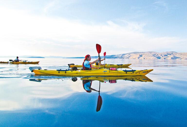 Vodný šport v San Marino rezorte