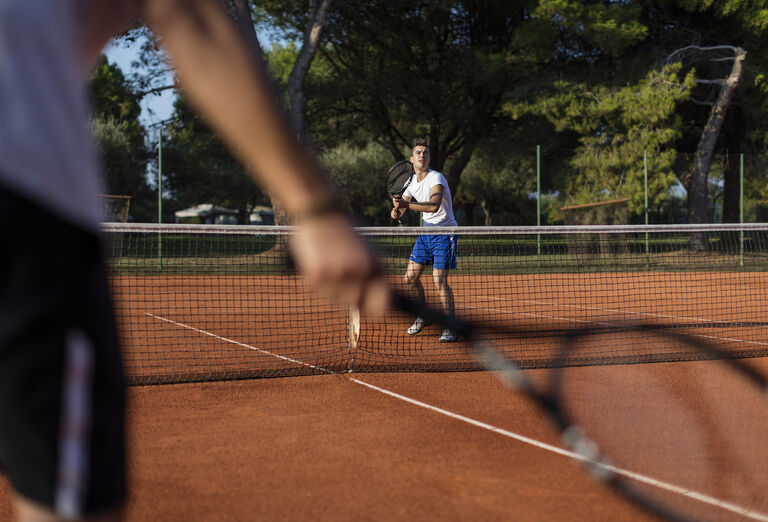 Tenis v rezorte san mariono