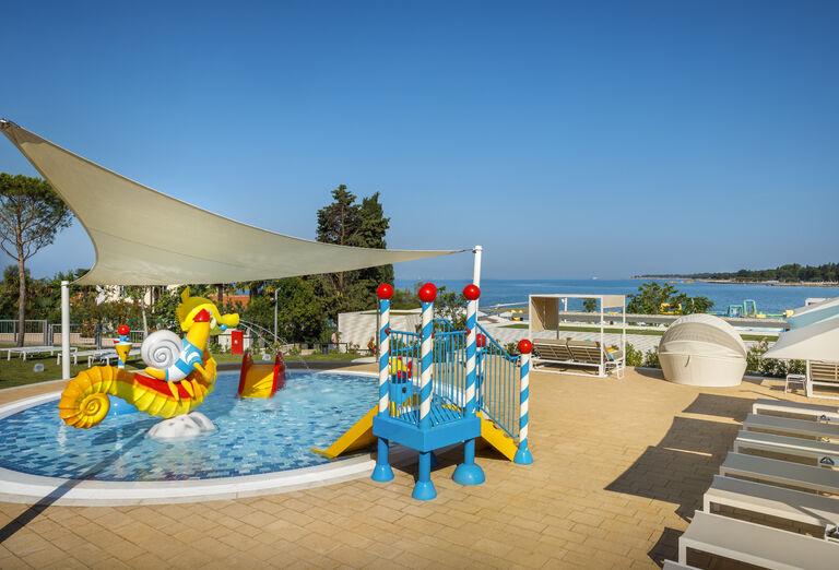 Vodný svet Hotel Valamar Collection Marea Suites *****