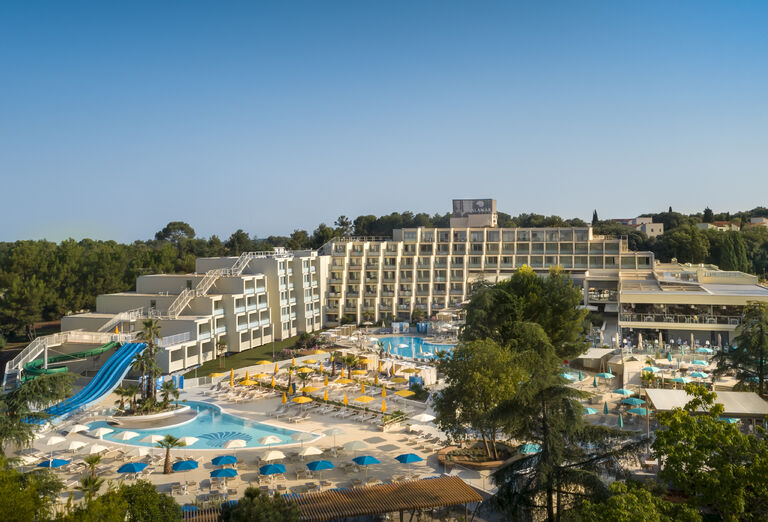Hotel Valamar Parentino ****+