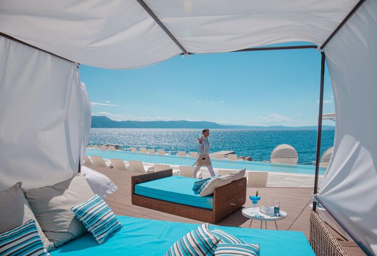 Pláž Hotel Girandella Valamar Collection Rezort - Adults *****