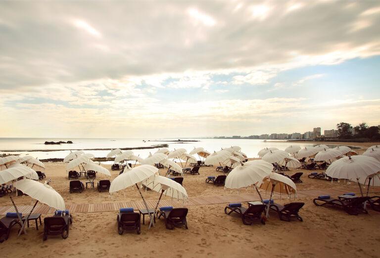 Pláž Hotel Arkin Palm Beach ****