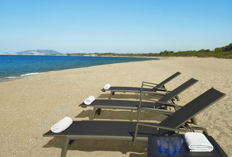 Pláž Hotel The Westin Resort Costa Navarino *****