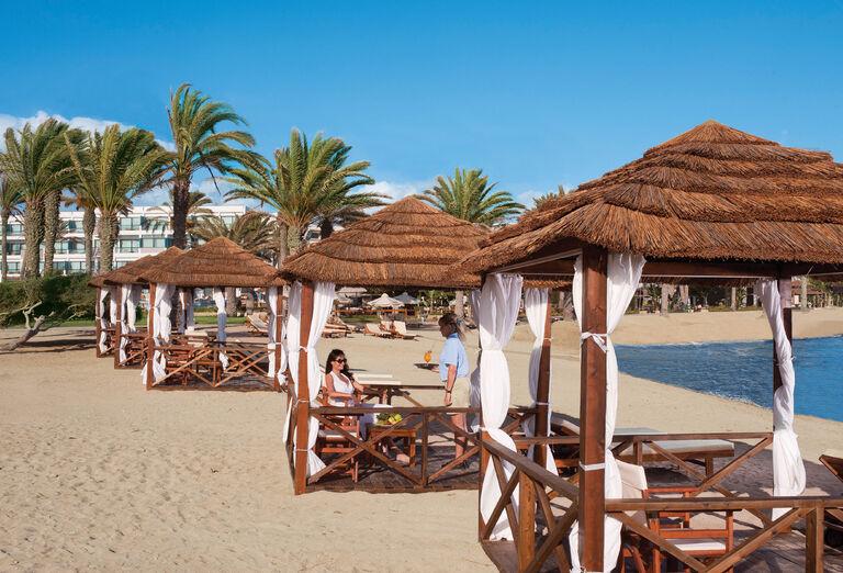 Pláž Hotel Constantinou Bros Asimina Suites *****