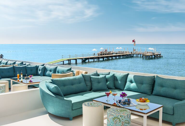 Pláž Hotel Rixos Premium Belek ******