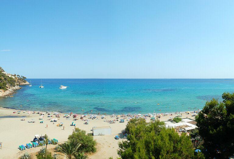 Pláž Hotel Castell Royal ****+