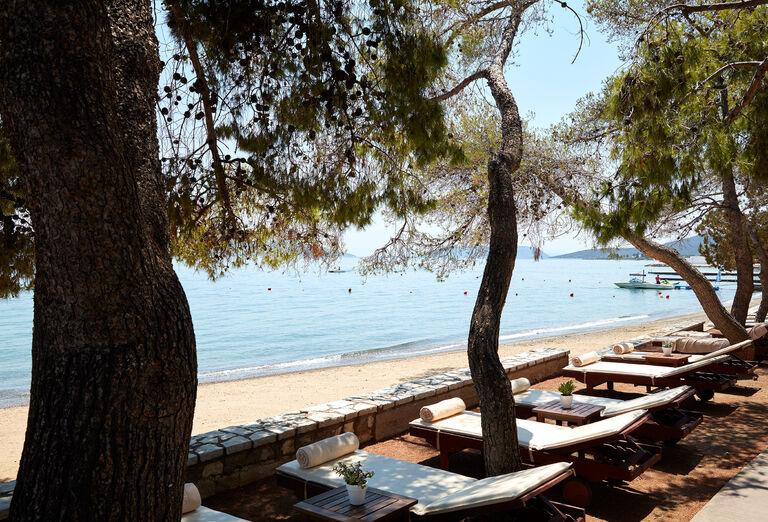 Pláž Hotelový Rezort Barcelo Hydra Beach *****
