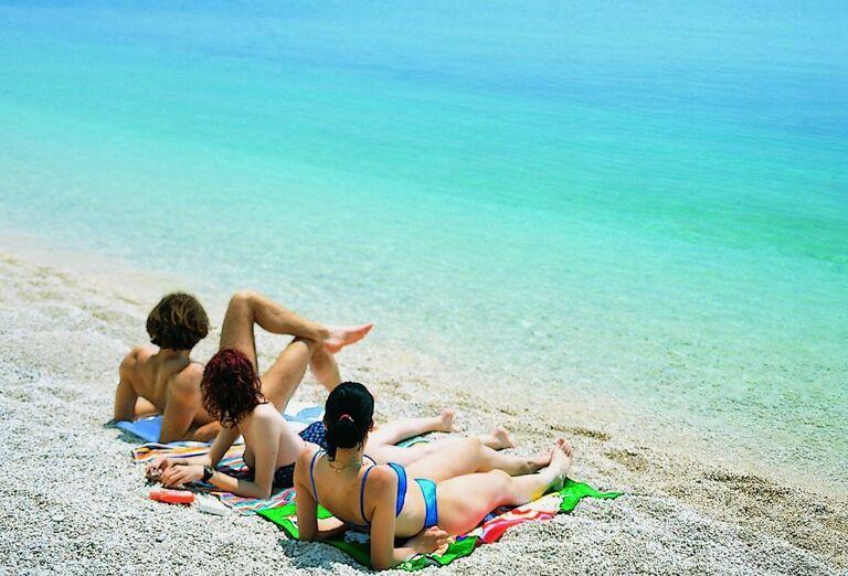 Pláž Hotel Biokovka ***