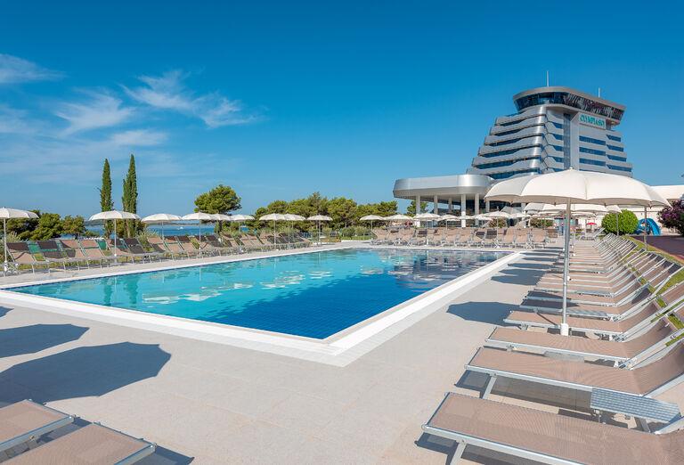 Vodný svet Hotel Olympia Sky *****